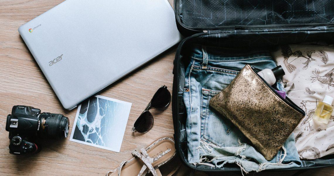 交換學生行李